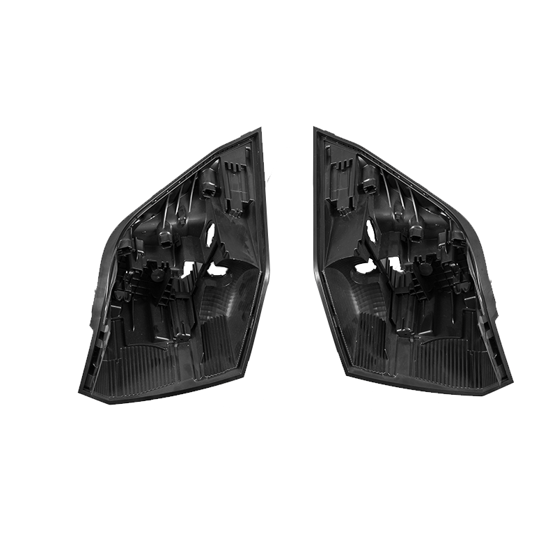 Car headlight plastic cover